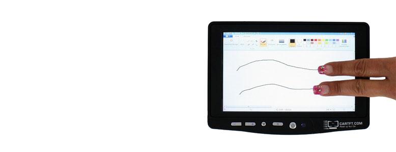 CTF700-CT (Multi-Touchscreen)