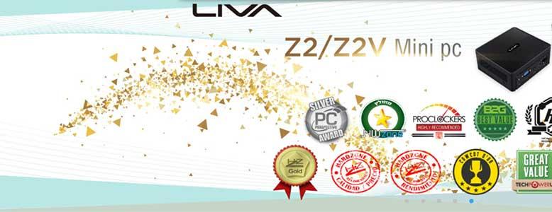 ECS LIVA Z2 MiniPC