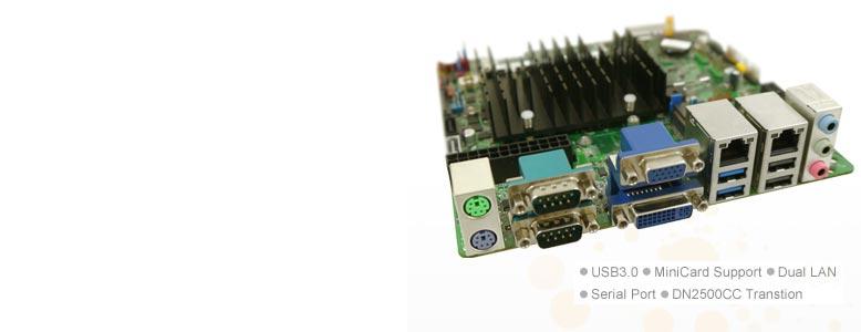 Mitac PD11BI (Intel D2500CC2)