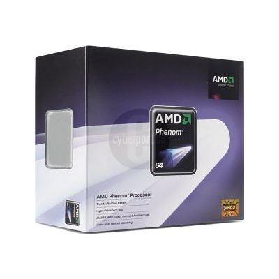 AMD AM2 Athlon X4 QuadCore 9750 Phenom 4x 2,4GHz (TDP 95W)