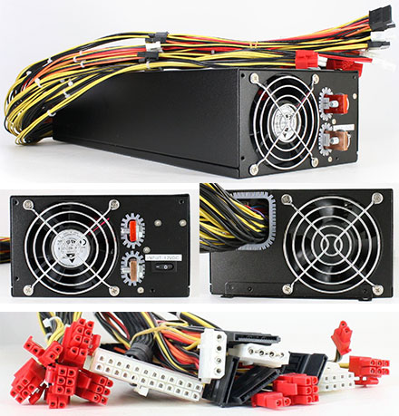 1500W DC ATX Power Supply (10-18VDC) [12V]