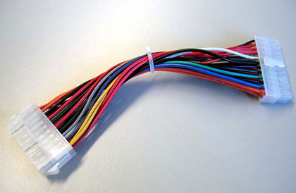 ATX Adapter cable (24m - 20pol female)
