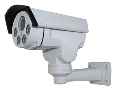 CTFCAM-1 IP-camera (1080P-2MP, PTZ, POE, IR 80m)