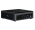 Intel NUC10i3FNK (Intel Core i3-10110U up to 4,10GHz,  1x HDMI, 5x USB 3.1, Thunderbolt, 1x <b>M.2</b>)