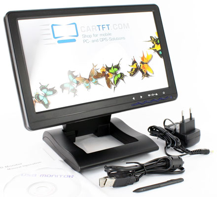 "CVL1010-USB (10.1"" USB Touchscreen Display)"