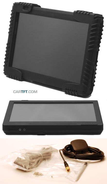 CTFTAB TabletPC Barebone (1.6Ghz, WLAN, GPS)