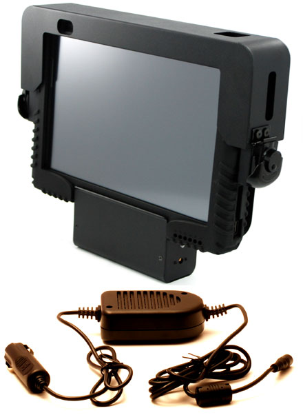 CarPC Kit for CTFTAB Tablet  (Mounting unit, Car Charger)