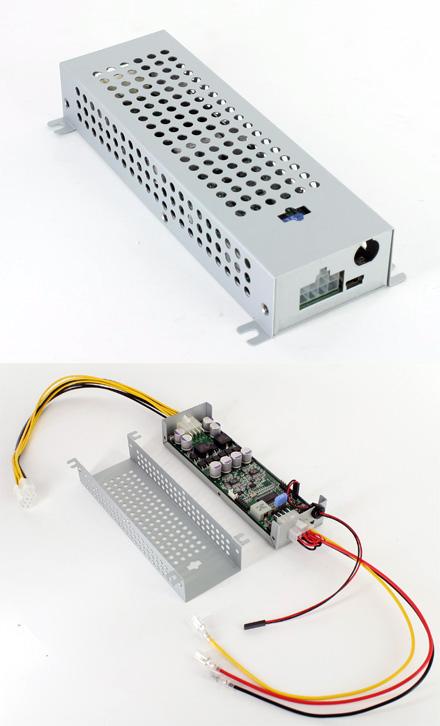Enclosure f. DCDC-USB-200