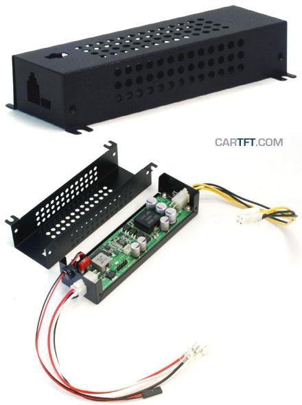 Enclosure f. DCDC-USB