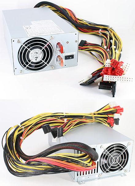 1100W DC ATX Power Supply (9-18VDC) [12V]