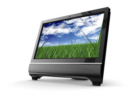 "ECS G11 All-In-One PC Barebone (21.5"" MultiTouch FullHD TFT, für Intel Sandy Bridge Core i7/i5/i3) *new*"