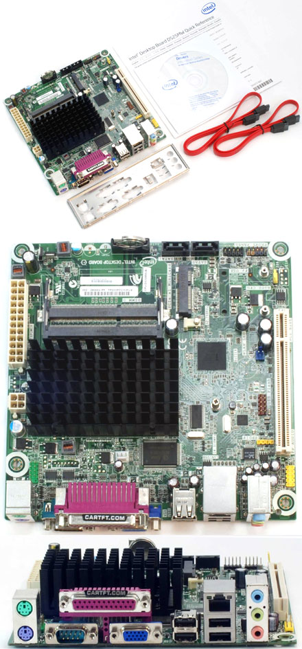 INTEL DESKTOP BOARD D525MW DRIVERS FOR MAC