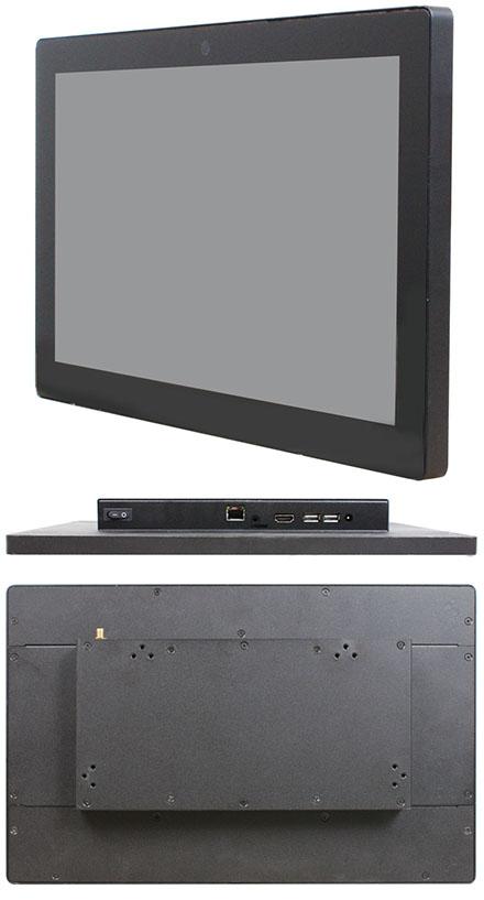 "Jetway HPC-133 (13.3"" Panel PC, ARM Cortex RK3288, 2GB RAM, 8GB Flash ROM)"