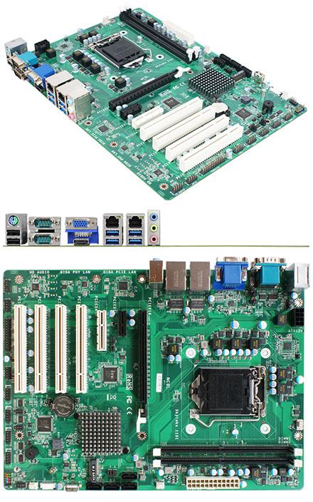 Jetway NC9L-AH110 ATX (Intel Skylake H310) [2x LAN, 6x USB, 2x COM]