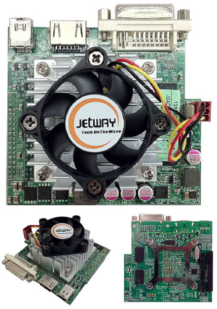 Jetway ADD-ON ADE4NV13M (NVIDIA GeForce GT 610M) [Gen2]