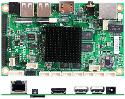 Jetway JR3288LC-2N (ARM Cortex A17, Android 5.1 / Linux Debian 9)