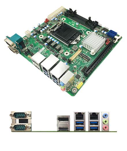 Jetway MI98-02 (Intel LGA1151 Socket, <b>TPM2.0</b>)