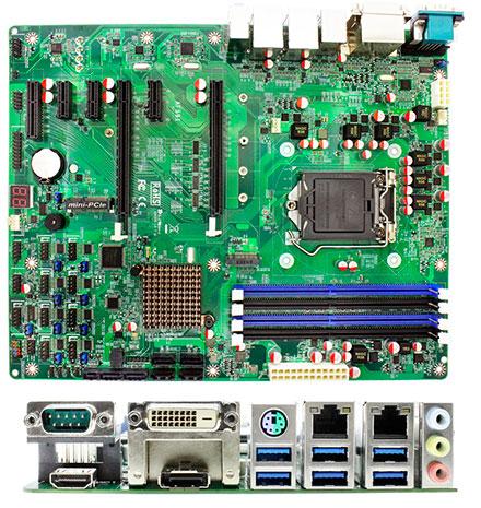 Jetway NAF591-Q170 (Intel Q170 Express)