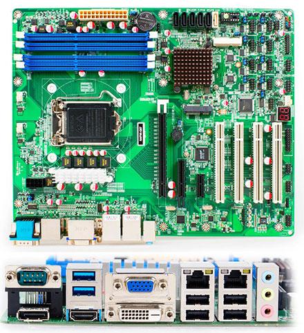 Jetway NAF95-Q87 (Intel Q87 Express)