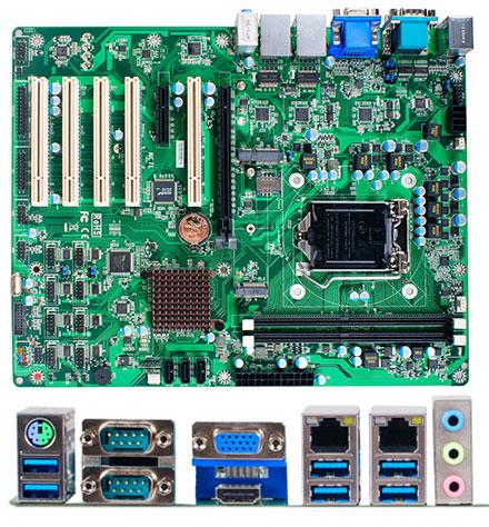 Jetway NC7L-AH110 (Intel Skylake)