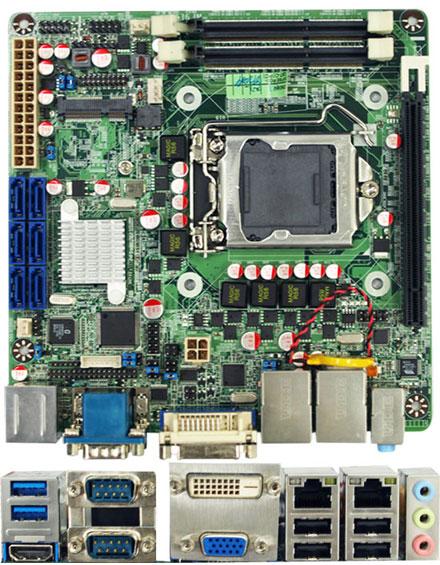 Jetway NF9E-Q77 (Intel Q77)