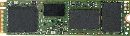 Intel 600p SSD M.2 (PCIe/NVMe) 512GB