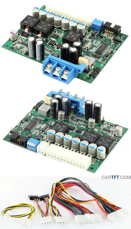M<b>4</b>-ATX-HV 6-34V DC/DC (220 Watt)