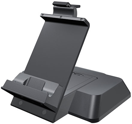 Docking station f. Mitac Cappuccino Rugged IP65 Tablet-PC