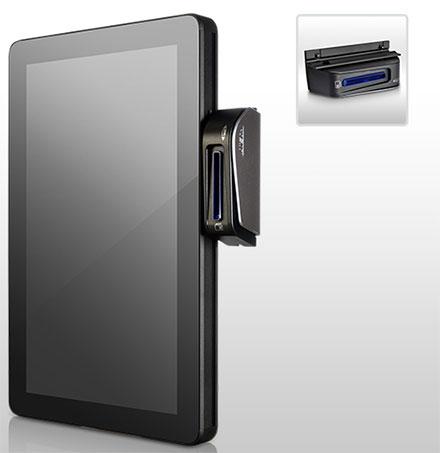 Mitac D151-11KS Option MSR+SMART (Smartcard and Magnet strip reader)