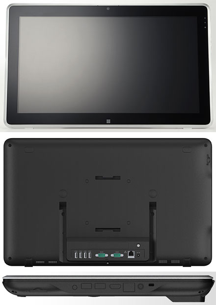 "Mitac M200i 19.5"" Panel PC (1600x900, Touchscreen, VESA)"