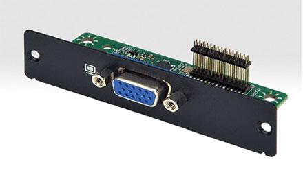 Mitac MB1-10AP expansion module MS-01VGA-D10 (VGA)