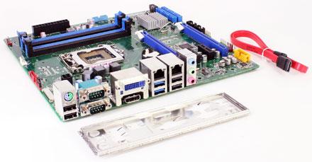 Mitac PH10LU Micro-ATX (Intel Q87, LGA1150)