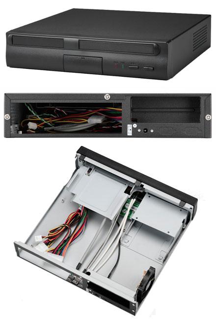 Morex Mini-ITX Gehäuse 2799 (60W)