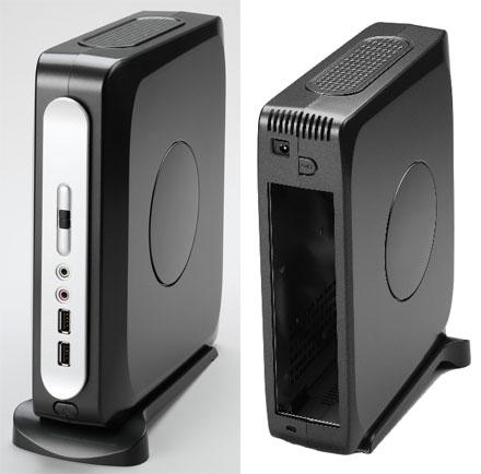 Morex Mini-ITX Gehäuse 3300 (60W)