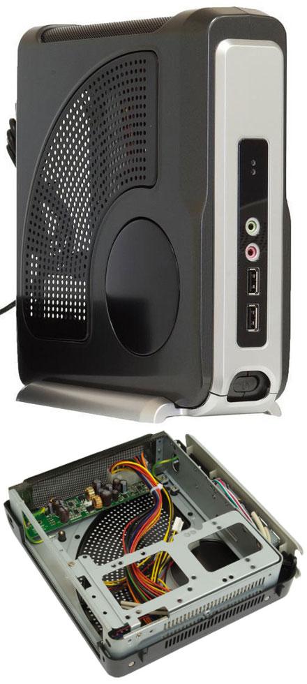Morex Mini-ITX Gehäuse 3320 (60W)
