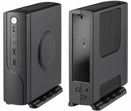 Morex Mini-ITX Gehäuse 3410 (60W)