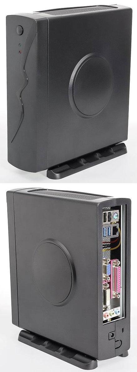 Morex Mini-ITX Gehäuse 3420 (60W)