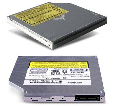 SLIM-LINE DVD+-R/RW Panasonic <b>SLOT-IN</b> SATA (UJ-875A)