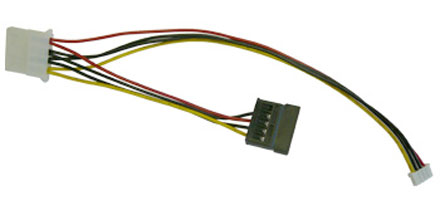 picoPSU-150-XT/picoPSU-160-XT Peripheral extension cable