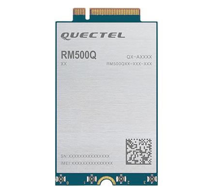 Quectel RM500QGLAB-M20-SGASA 3G/4G/LTE/<b>5G</b> M.2 NGFF Modem