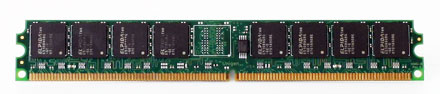 "RAM 512MB DDR-II 533Mhz -- low profile 0,8"" inches high"