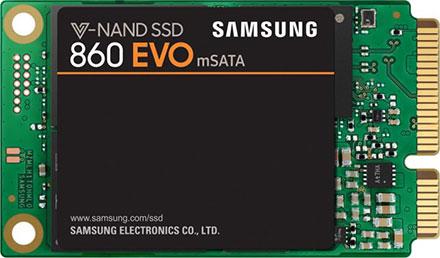 Samsung EVO 860 mSATA SSD 500GB