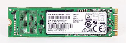 Samsung MZNTY128HDHP SSD M.2 128GB