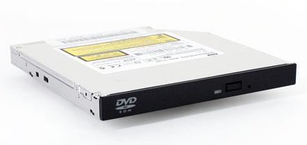 SLIM-LINE DVD+-R/RW SATA LG GTC0N