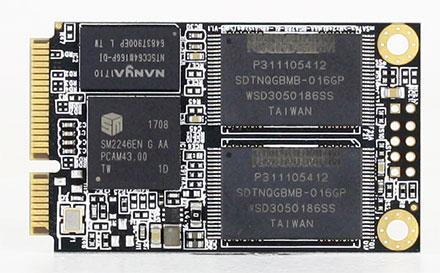 Topdisk MS800 mSATA SSD 120GB