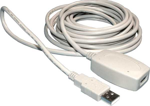 usb extension cable a a 5m active accessories. Black Bedroom Furniture Sets. Home Design Ideas