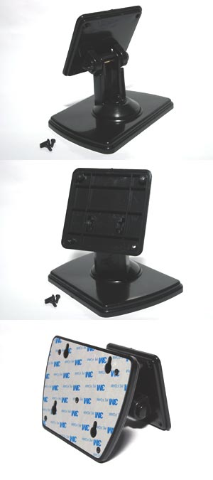 VESA-Mounting unit (75 mm) for TFT displays
