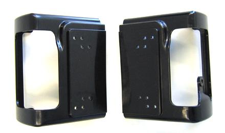 VESA-mounting unit f. Morex 3300/3310/3320 ITX enclosure