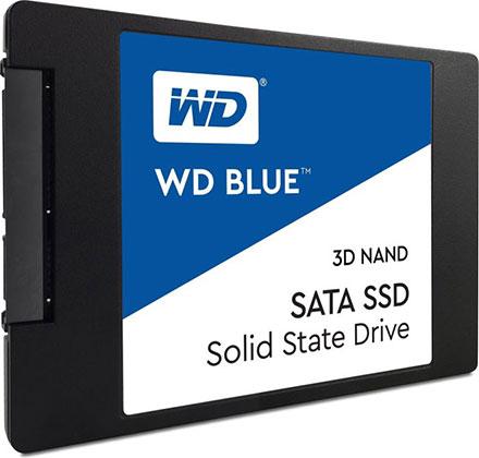 """WD 2.5"""" SATA Blue WDS100T2B0A SSD 1TB"""