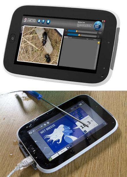 "CarTFT X70EX-2 BASIC (7"" Multi-Touchscreen, 1.2Ghz, 1GB RAM, 8GB SSD, WLAN)"